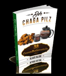 Chaga Pilz Buch